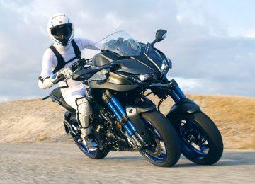 Top Yamaha Niken