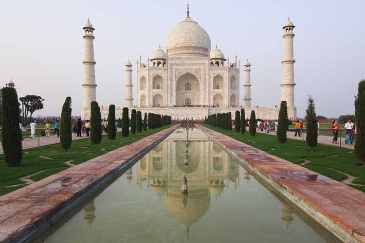 Amazing Taj Mahal Image