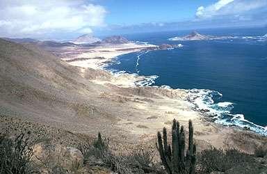 Cool Atacama Desert