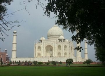 Free Taj Mahal Image