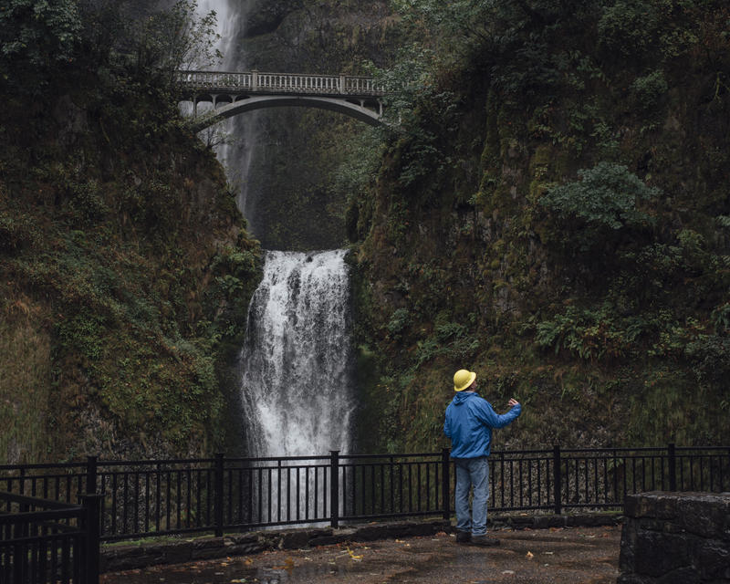 Great Multnomah Falls