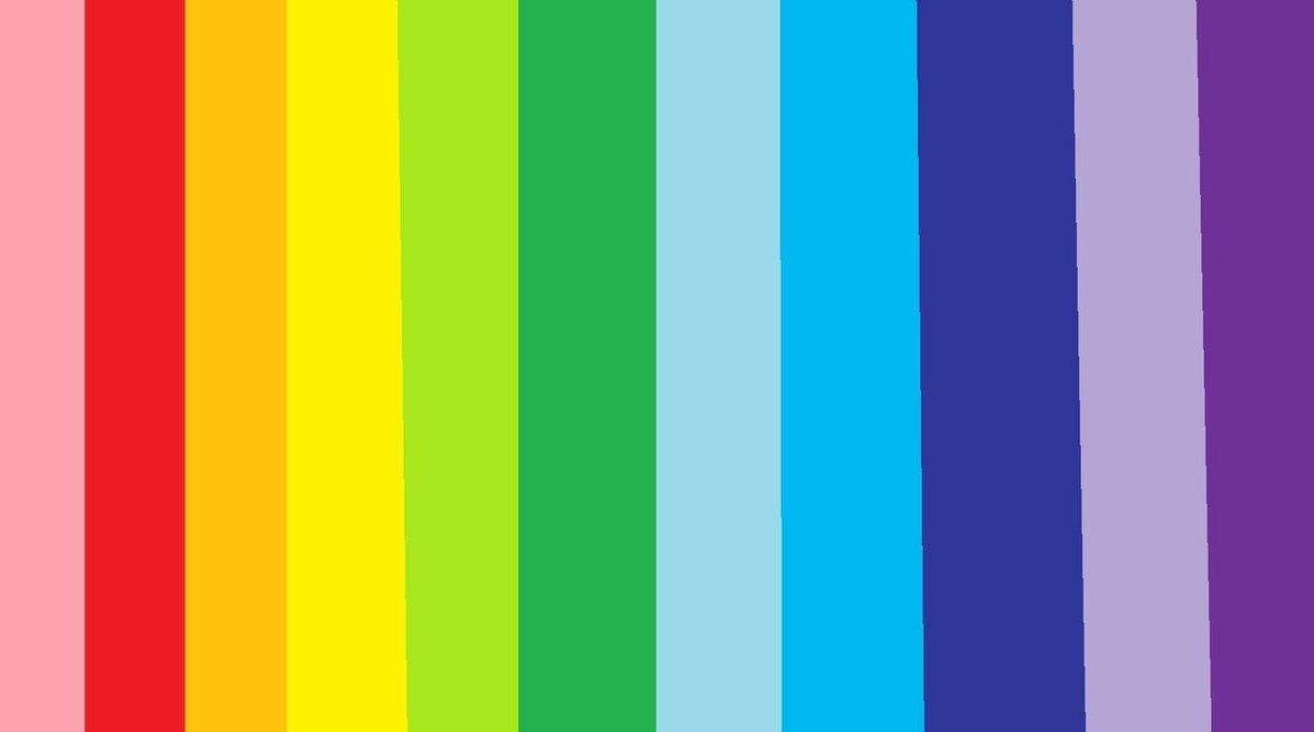 HD Rainbow Background