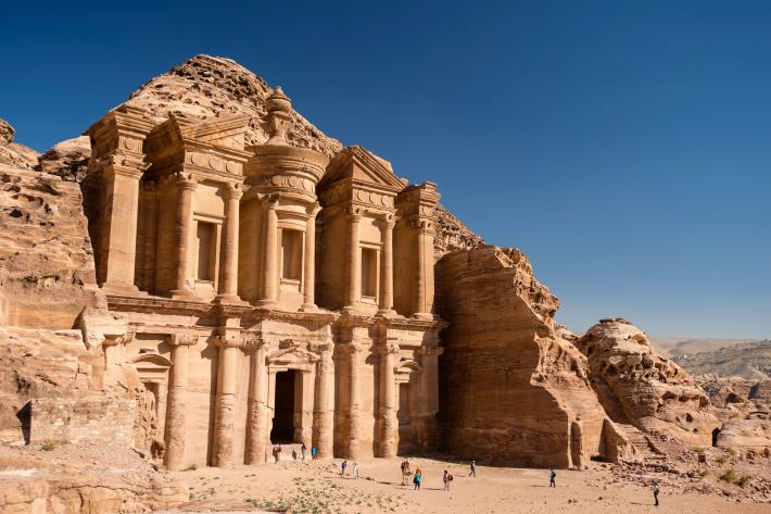 Natural Petra Image