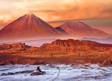 Widescreen Atacama Desert