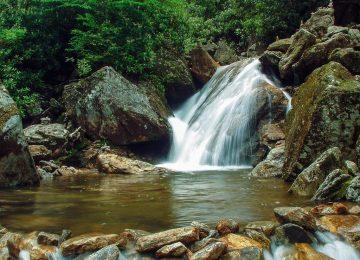 Wonderful Dip Waterfall