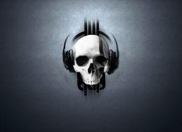 3d Skull Wallpaper