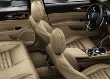 Beautiful Car Interior