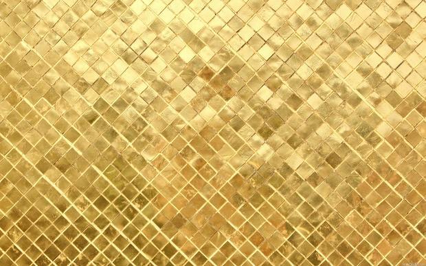 Best Golden Wallpaper