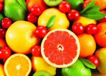 Great Fruit Wallpaper