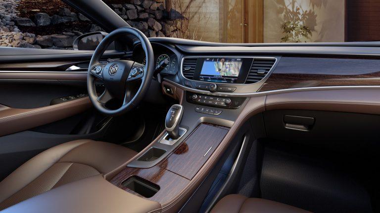 Nice Car Interior