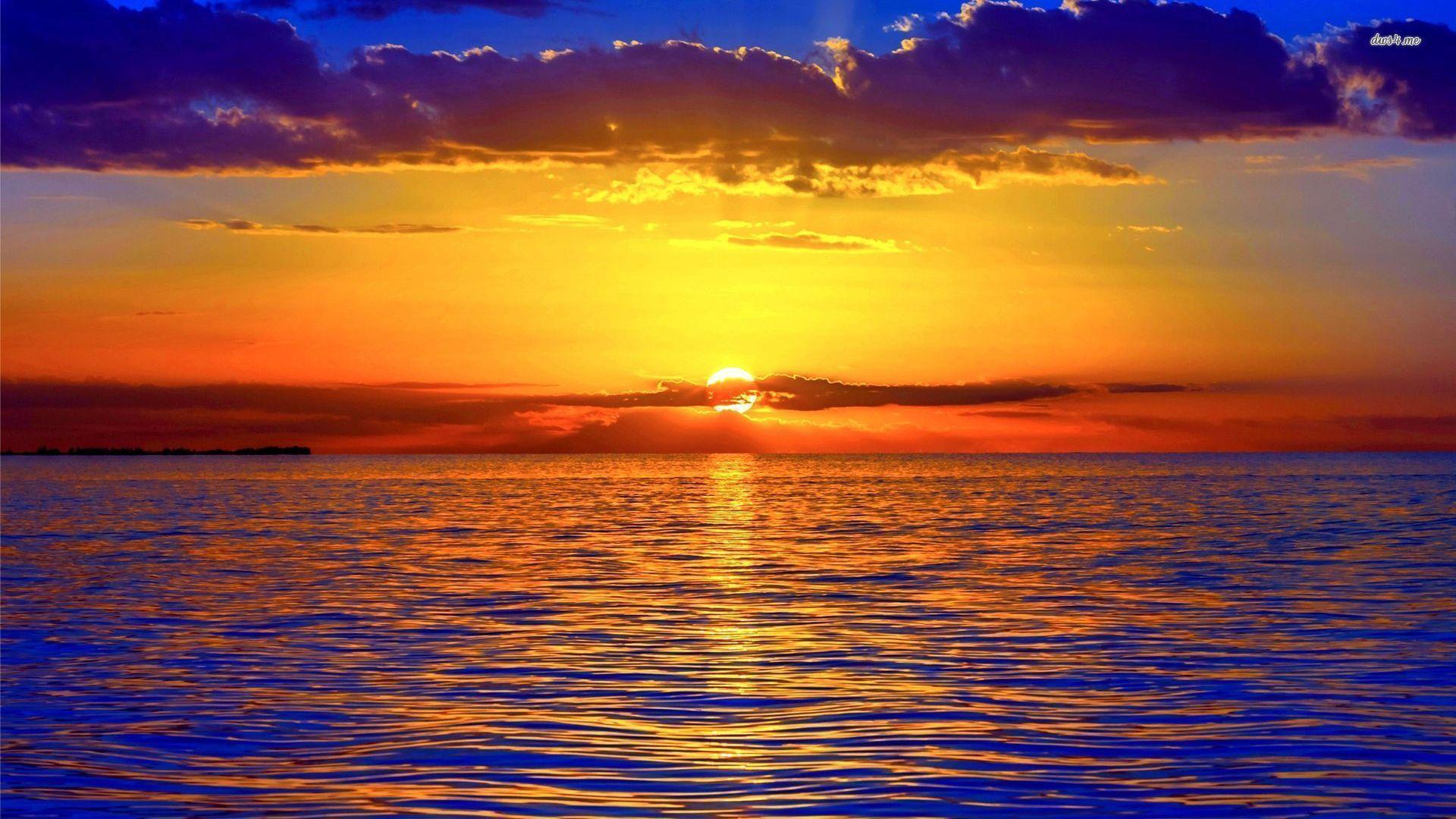 Nice Sunrise Wallpaper