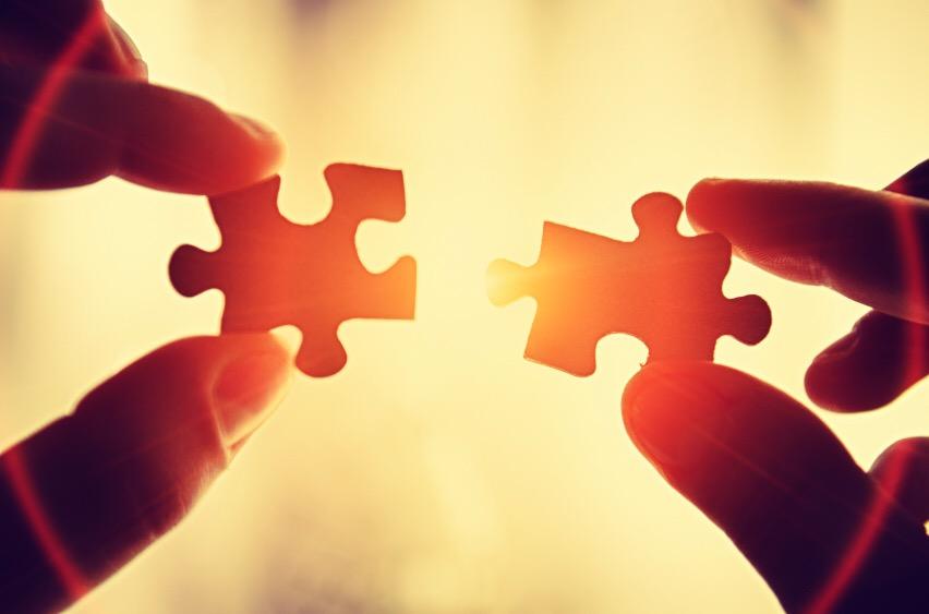 Digital Love Puzzle