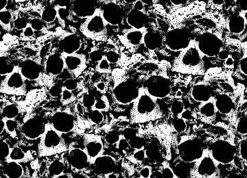 HD Skull Pattern