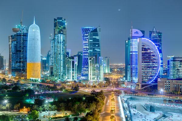 Nice Doha Qatar HD
