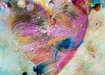 Nice Hearts Art