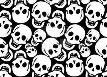 Super Skull Pattern