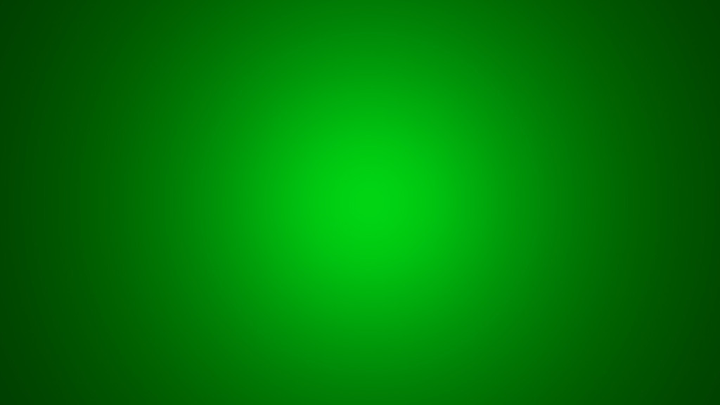 Gradient Green Wallpaper