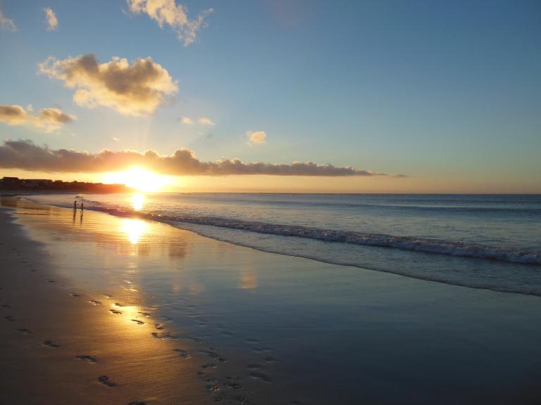 Awesome Beach Dusk