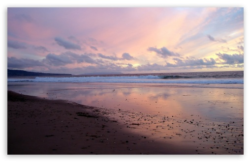 Free Beach Dusk
