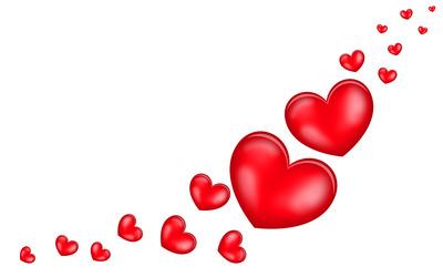 Stunning Hearts Image