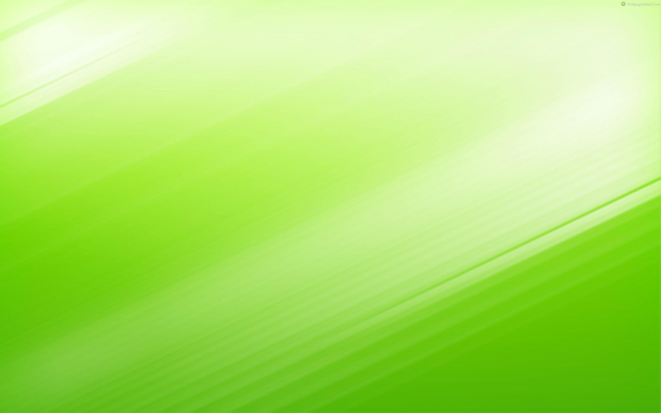 Stunning Plain Green Wallpaper