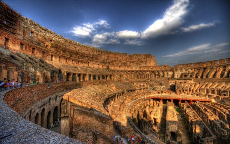 Ancient Wallpaper Rome