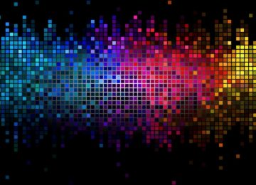 Colorful Digital Background