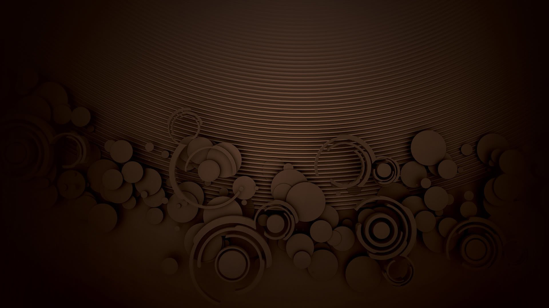 Cool Brown Wallpaper