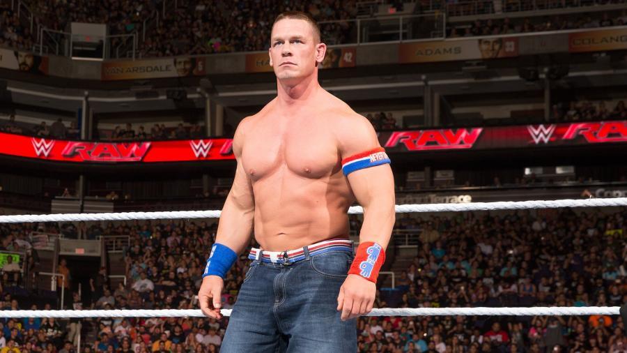 Free WWE John Cena