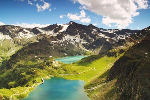 Italian Nature Background