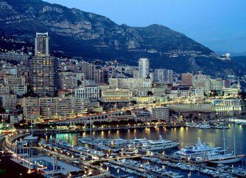Nice Monaco Wallpaper