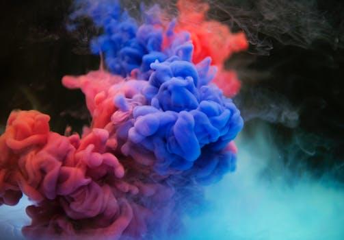 Smoke Background Image