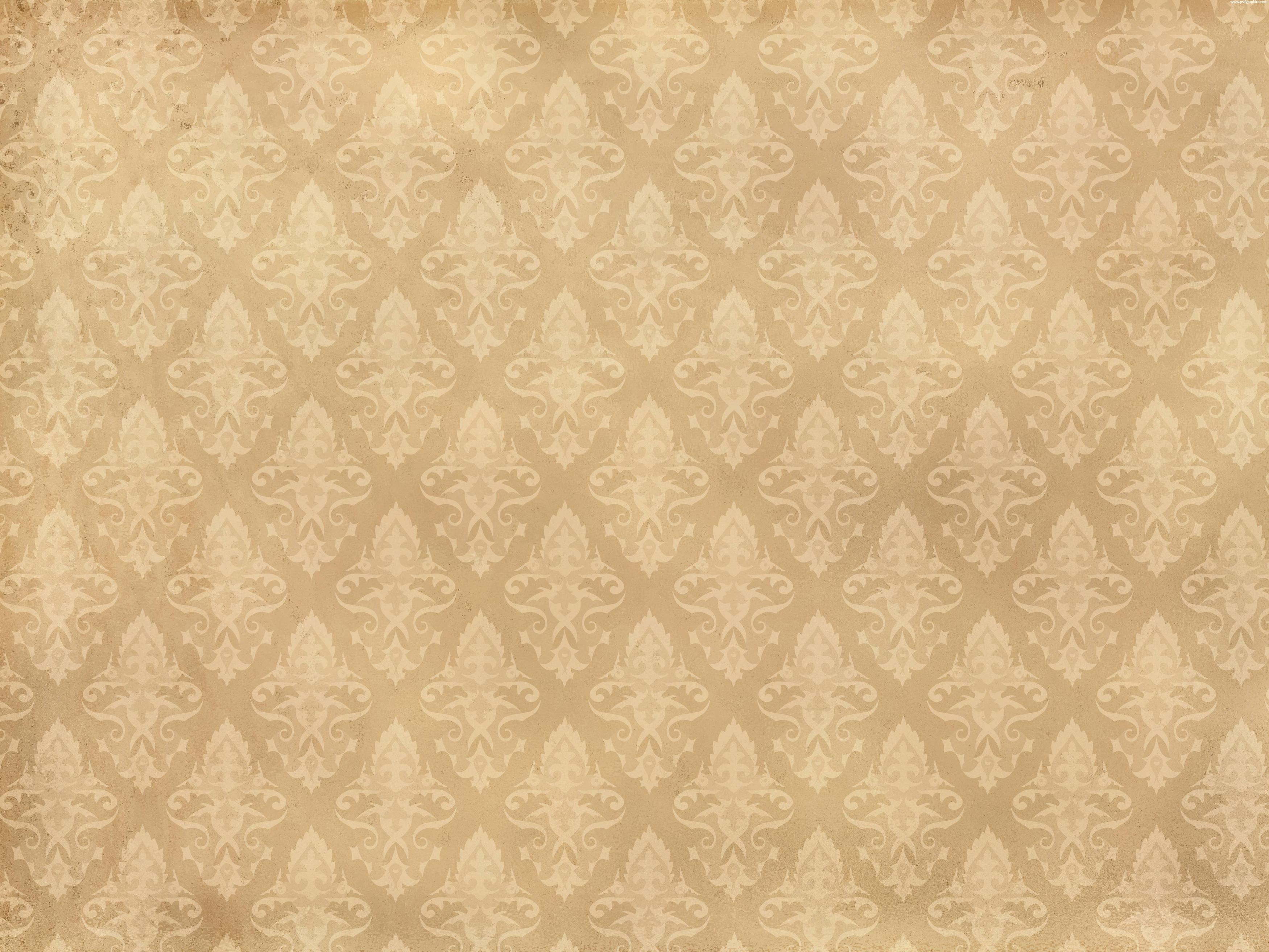 Stunning Antique Wallpaper