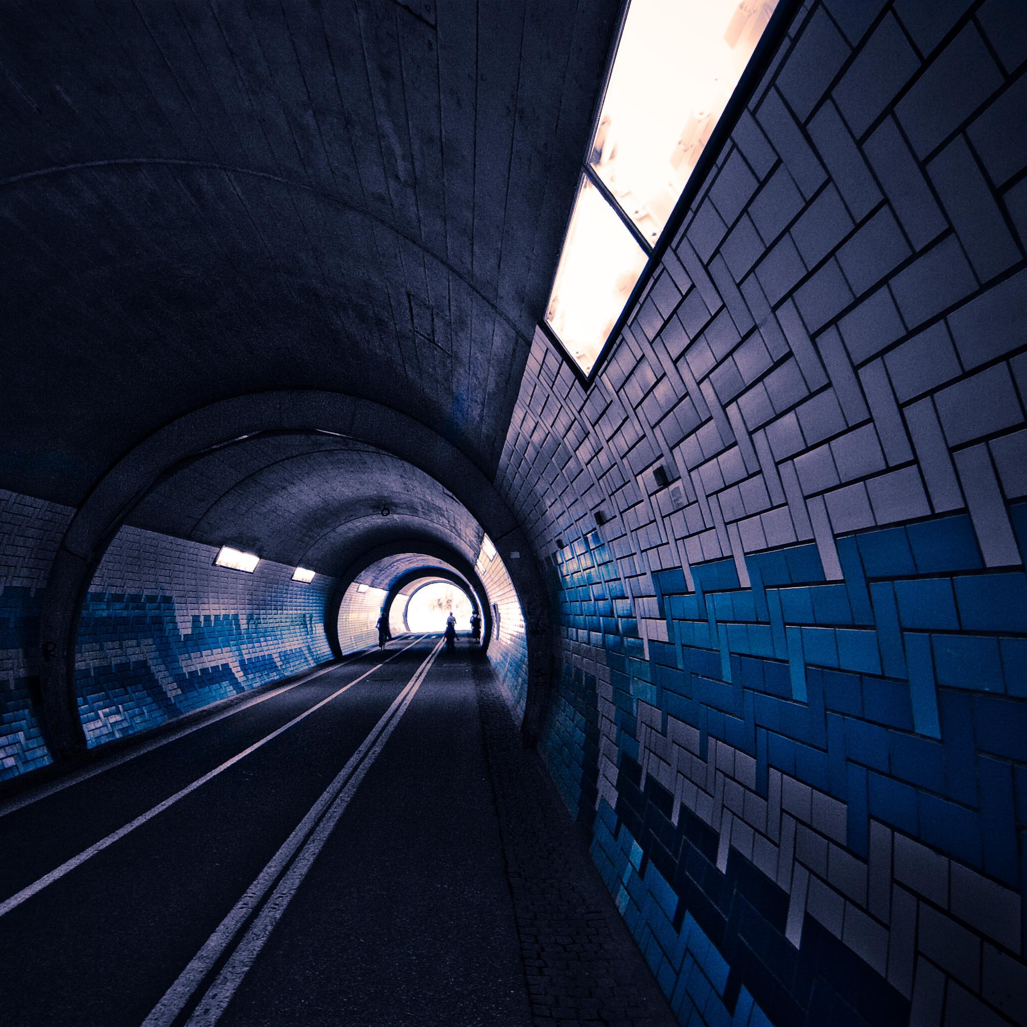 Stunning Tunnel Wallpaper