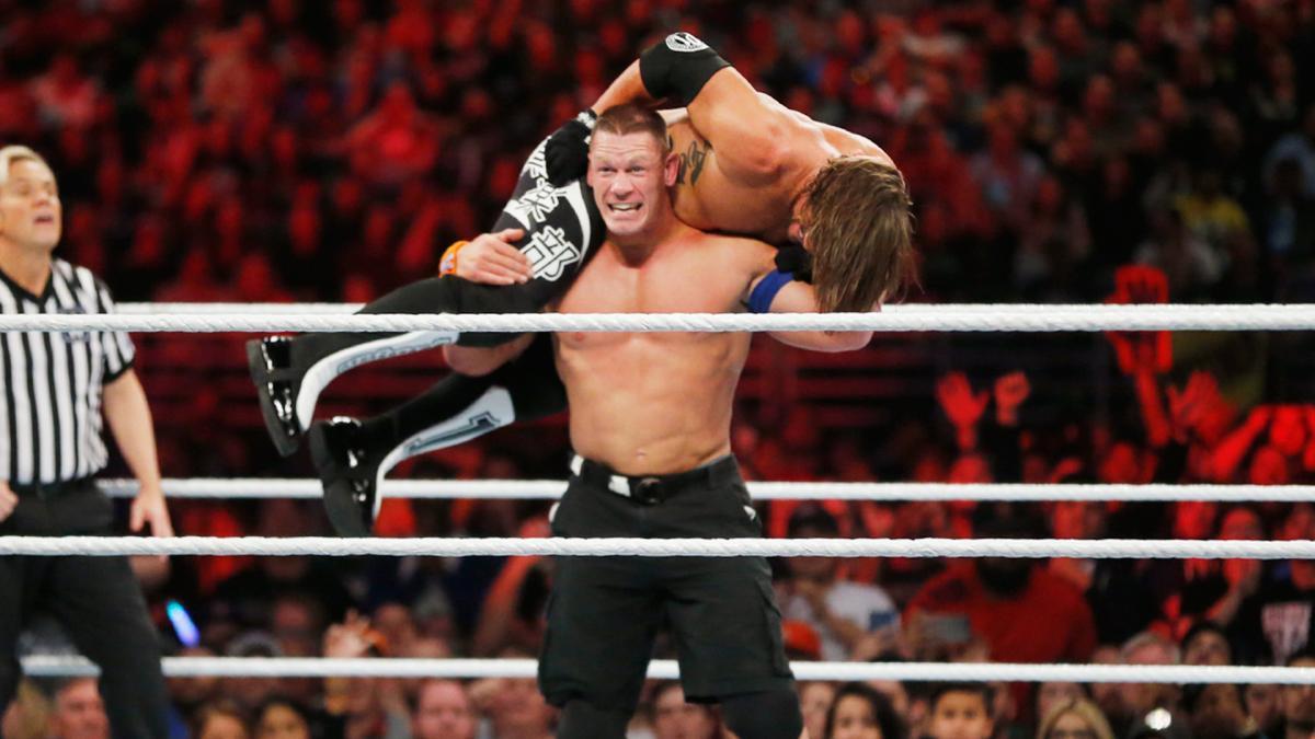 Super WWE John Cena