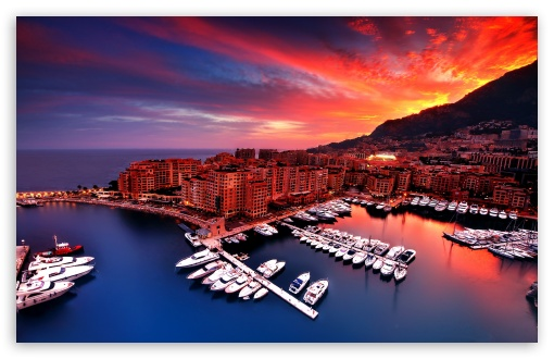 Top Monaco Wallpaper