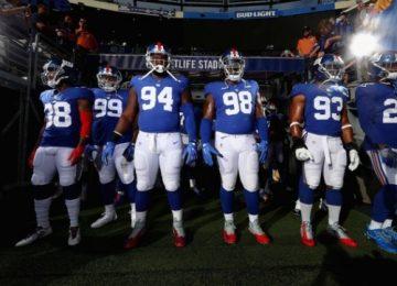 Wonderful New York Giants