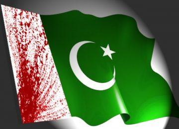 Beautiful Pakistan Flag