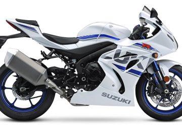 Beautiful Suzuki GSX-R1000R