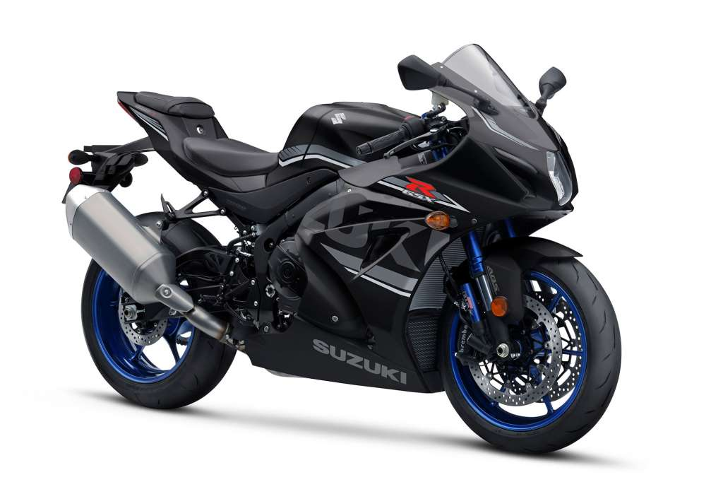 Black Suzuki GSX-R1000R
