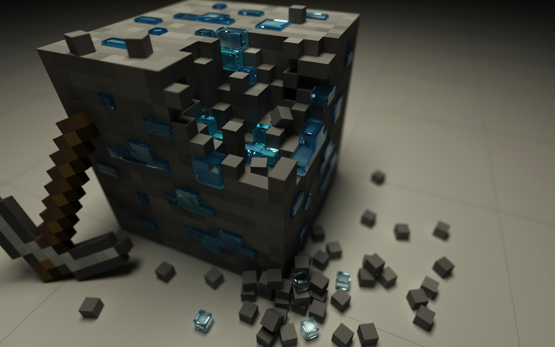 Cool 3D Cubes