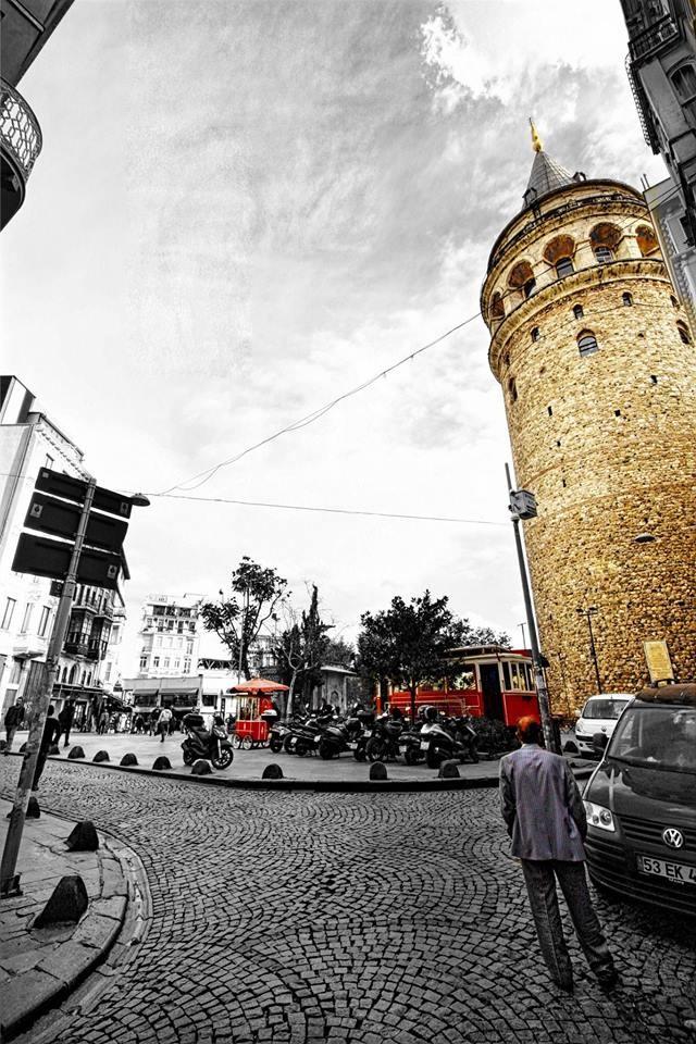 Free Galata Tower