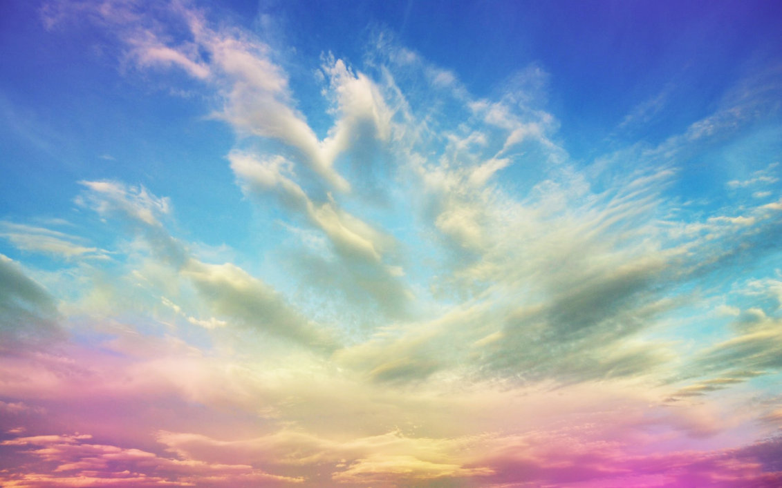 HD Rainbow Sky