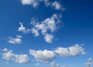 Natural Blue Sky