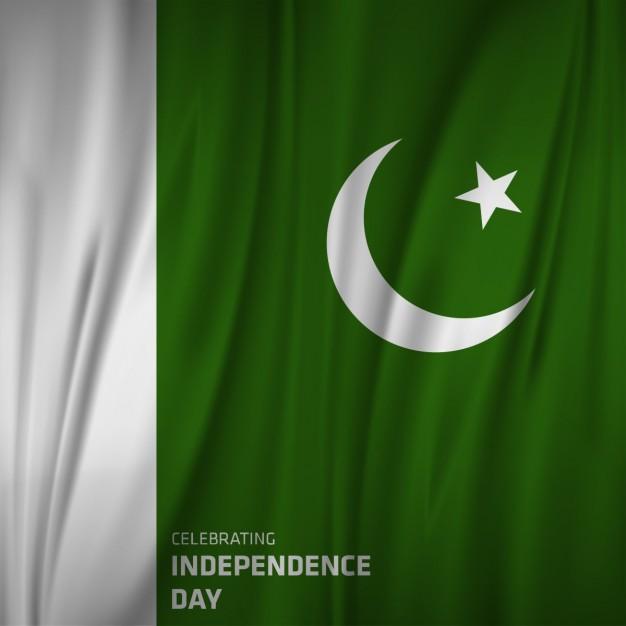Pakistan Flag Background
