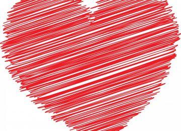 Stunning Heart Image