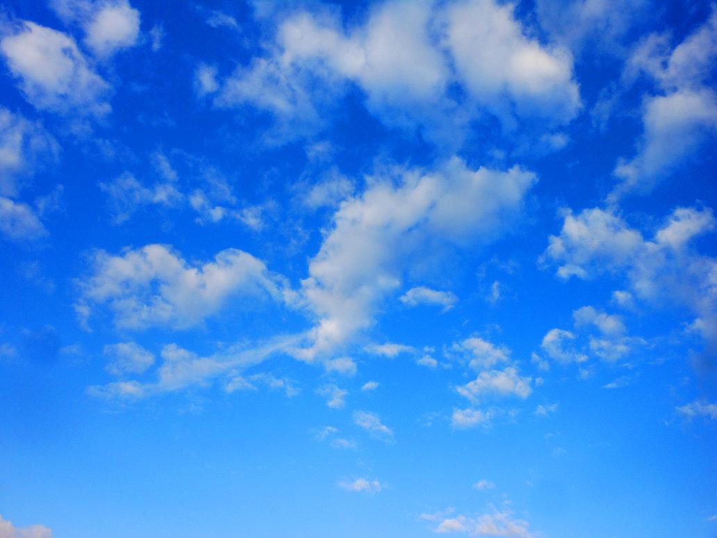 Top Blue Sky