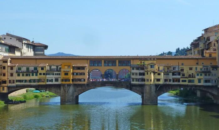 Top Ponte Vecchio Bridge