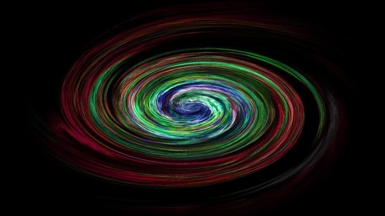 Art Spiral Wallpaper