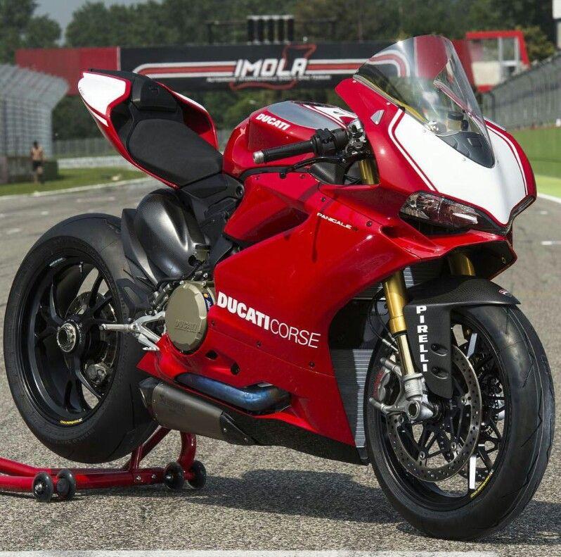 Awesome Ducati Corse